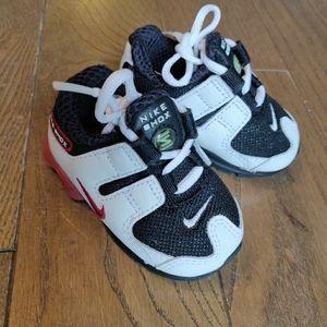 Nike baby/toddler Shox